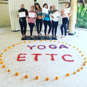 Teacher Training Course in Bali